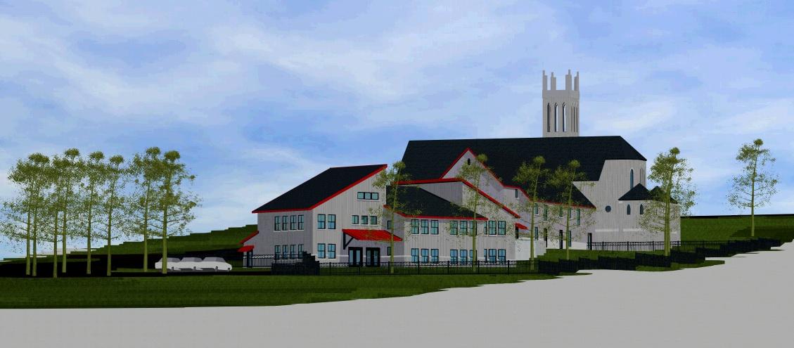 Church Addition, Bridgewater, NJ