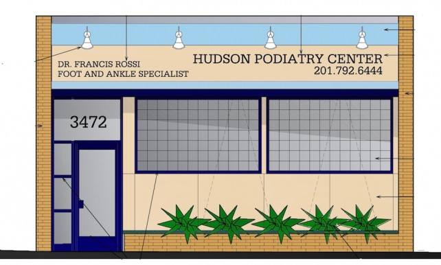 Hudson Podiatry, Jersey City, NJ