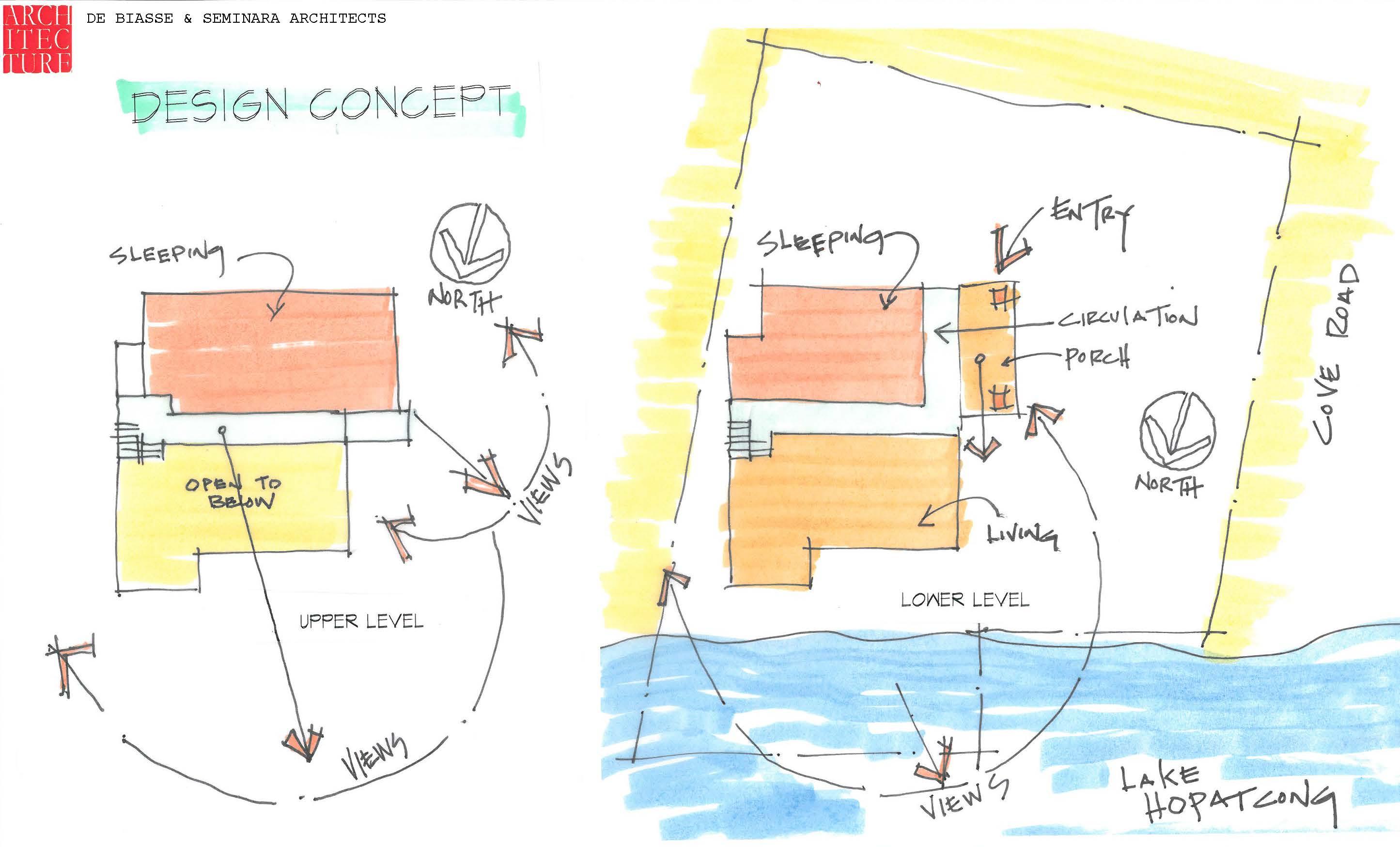 Home Renovation Project on Lake Hopatcong | De Biasse & Seminara ...